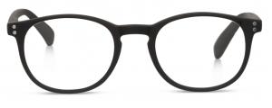 Zwarte leesbril van BlinQ