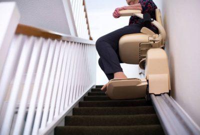 Behoudt je vrijheid door middel van een traplift!