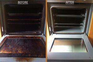 Met deze schoonmaak tips lijkt je oven weer als nieuw
