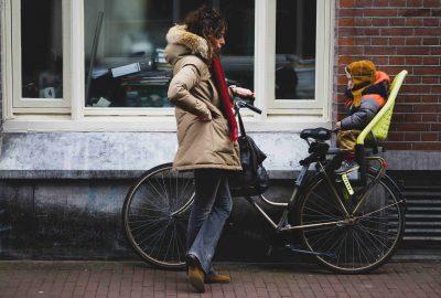 Tips bij het kopen van een fietsstoeltje